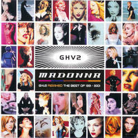 Madonna GHV2 remixes + 6 bonus CD