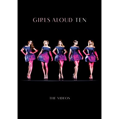 Girls Aloud - The Videos DVD (NEW)
