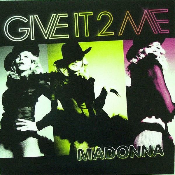 "Madonna - Give It 2 Me (Vinyl) Double 12"" LP New."