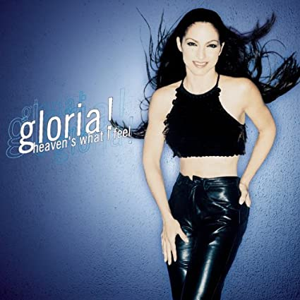 "Gloria Estefan - ""heaven's what I feel"" US Maxi CD single - 8 tracks - Used"