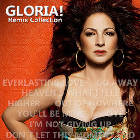 Gloria Estefan Best REMIXES CD
