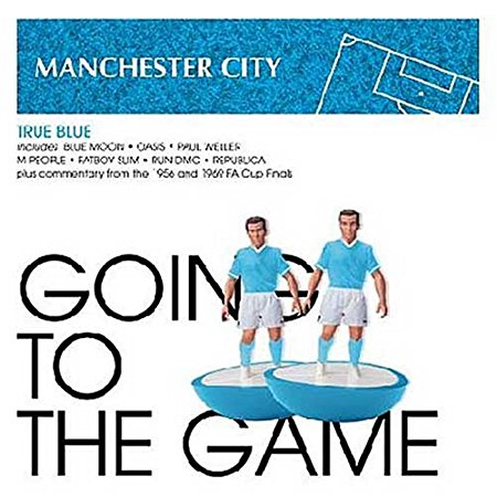 Going to the Game: Manchester City CD