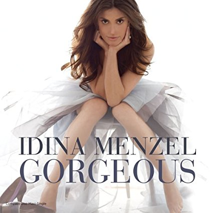 Idina Menzel - 'GORGEOUS' US Maxi CD single -New