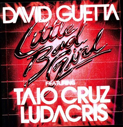 "David Guetta - Little Bad Girl 12"" Import Vinyl"