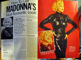 Madonna Magazine - Celebrity Hair Feb.1991