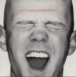 Jimmy Somerville -Heartbeat USA Maxi CD single - Used Promo