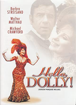 Barbra Streisand: Hello Dolly! DVD (new)