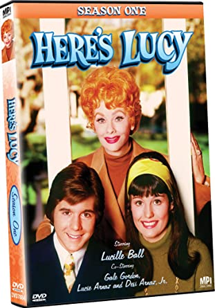 Lucille Ball: Here's Lucy : Season One DVD (New)