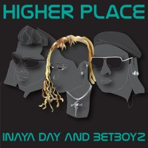 Inaya Day - Higher Place CD single - SALE!
