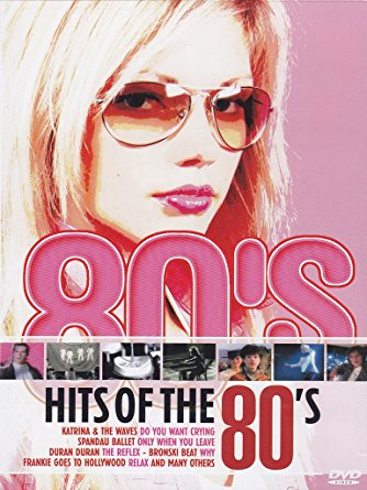 80's DVD - Hits of the 80's music videos (NEW) DVD NTSC