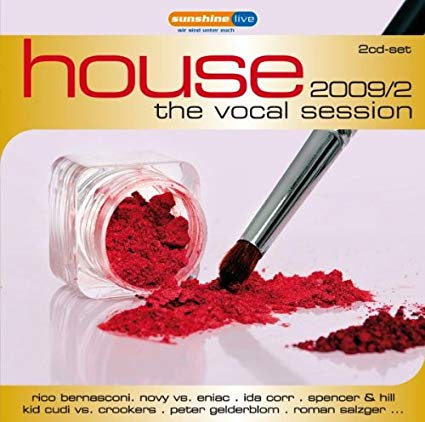 Sunshine Live presents: House The vocal session 2009/2 (CD)