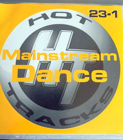 Hot Tracks Mainstream Dance 23-1 CD
