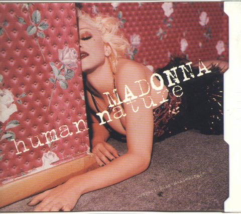 Madonna - HUMAN NATURE (US Maxi CD single) remixes - Used `