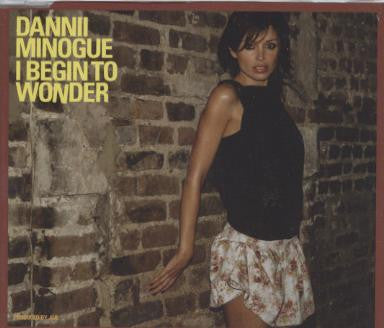 Dannii Minogue - I Begin To Wonder CD1 (Remixes) SALE