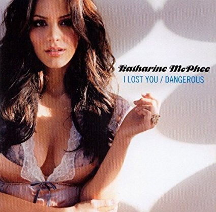 "Katharine McPhee - I Lost You / ""Dangerous""  (Promo CD single)"