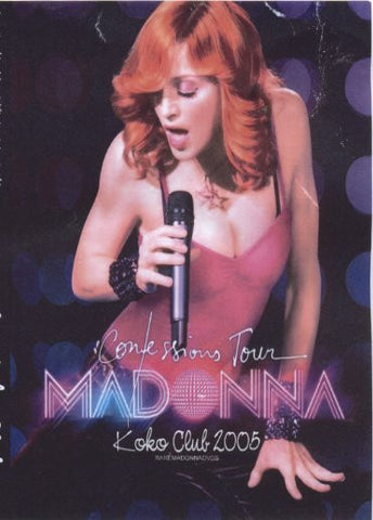 Madonna KOKO club live + documentary DVD