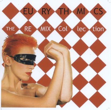 Eurythmics REMIX Collection vol. 1 CD (Dj series)