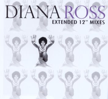 Diana Ross : The 12 inch collection  CD