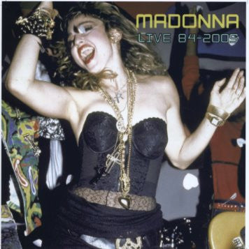 MADONNA- LIVE Collection 1984-2005  2CD set