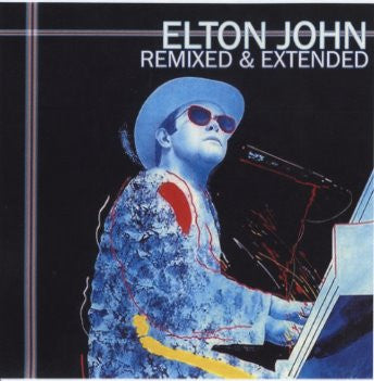 Elton John REMIXED and EXTENDED CD