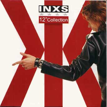 INXS 12 inch Collection  CD vol. 2 (SALE)