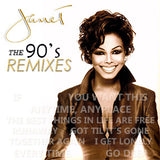 Janet Jackson Lost 90's Mixes  - CD