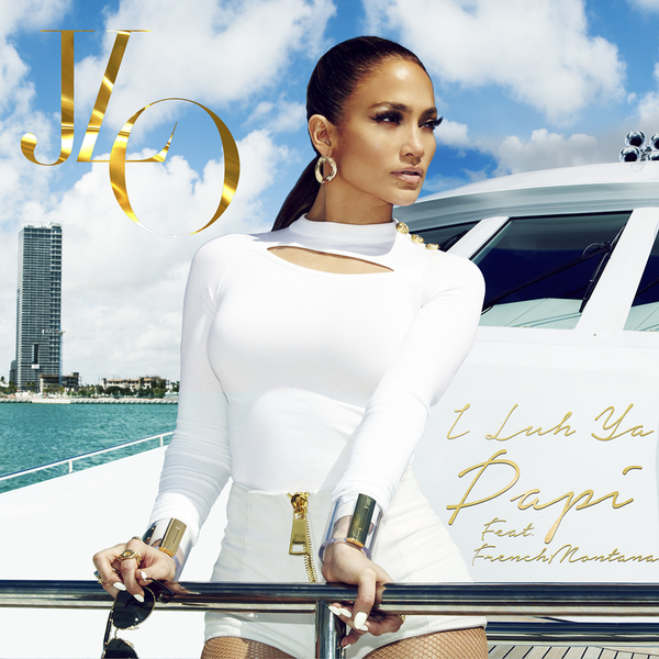Jennifer Lopez J.lo I LUV YA PAPI (Remixes) CD