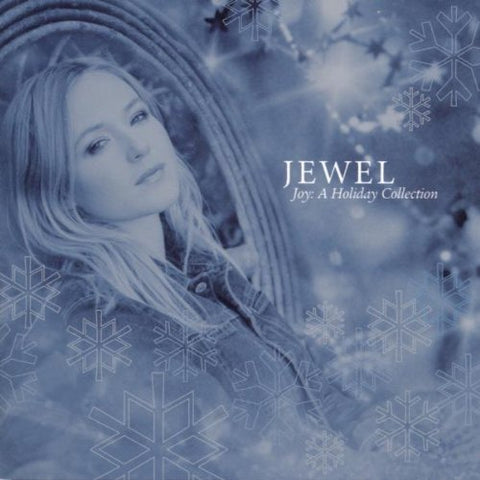 Jewel - JOY: A Holiday Collection - used CD