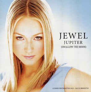 Jewel - Jupiter (Shallow The Moon)  -PROMO CD Single