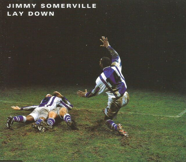 Jimmy Somerville - Lay Down pt 2 Import CD single - used