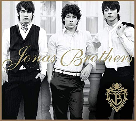 Jonas Brothers - Jonas Brothers (self titled) CD - New