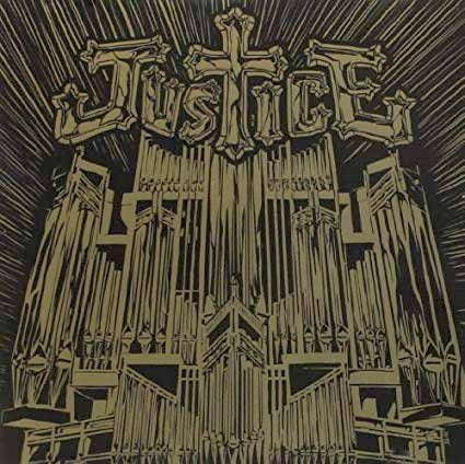 Justice - Waters of Nazareth EP CD - Used