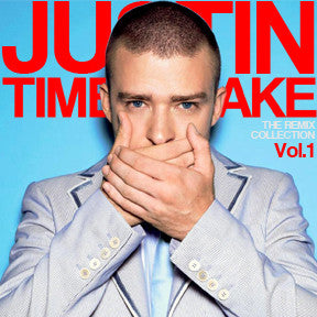 Justin Timberlake The REMIX Collection CD SALE!