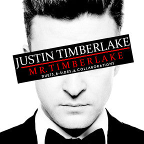 Justin Timberlake - Mr. Timberlake (DUETS. B-sides. Collaborations) CD