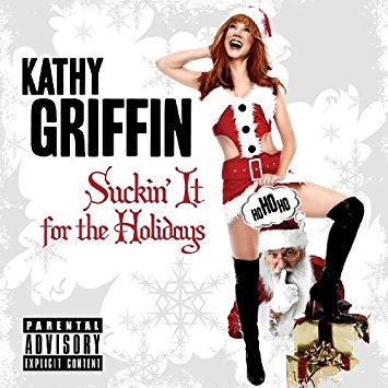Kathy Griffin - Suckin' It For the Holidays - New CD