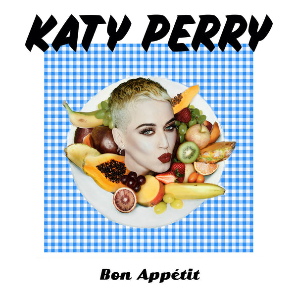 Katy Perry - Bon Appetit / Rise  (The Remixes) CD single