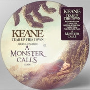 "Keane - Teat Up This Town (from A Monster Calls) - RSD 2017 Limited Edition 7"" Picture Disc Vinyl"