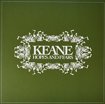 Keane - Hopes and Fears LP VINYL