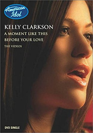 Kelly Clarkson - American Idol DVD (New)