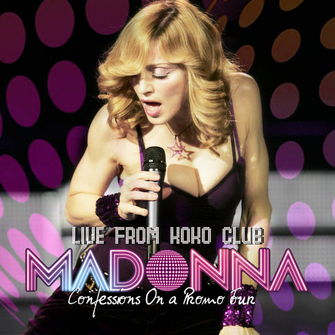MADONNA LIVE CD KOKO Club + Star Academy + Brixton 2001 CD