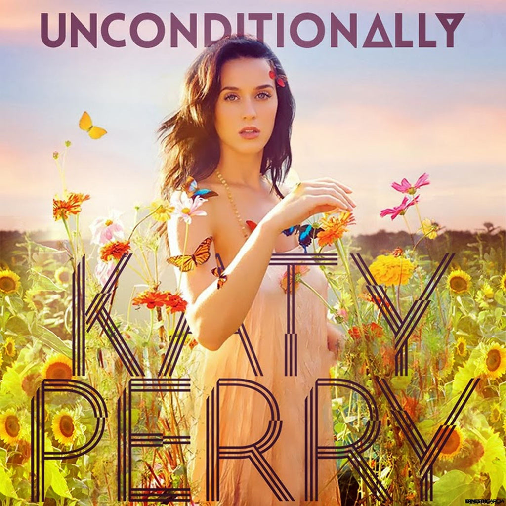 Katy Perry Unconditionally (The Remixes) CD single