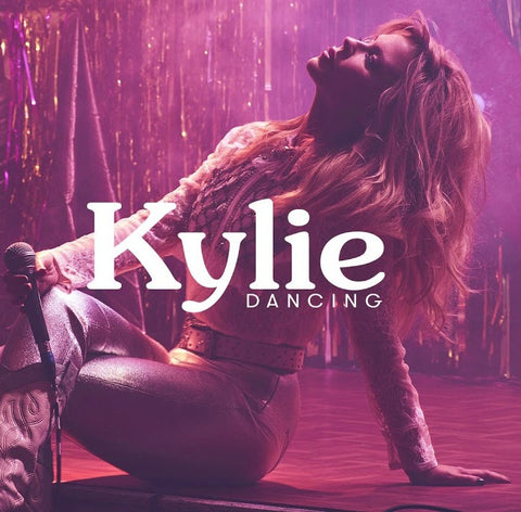 Kylie Minogue - Dancing (DJ CD Remix Single)