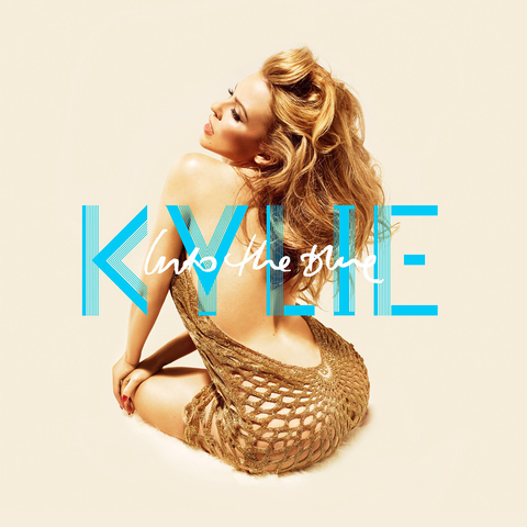 Kylie Minogue Into The Blue (REMIXES) DJ CD single