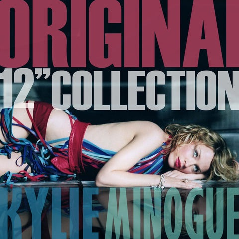 Kylie Minogue Original 12inch Collection CD (SALE)