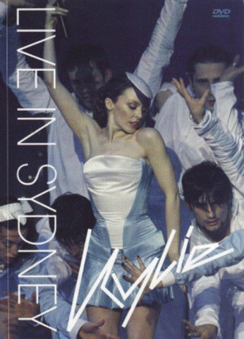Kylie Minogue - LIVE in Sydney DVD (Used)
