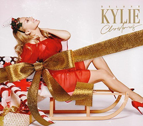 Kylie Minogue Christmas Deluxe CD/DVD