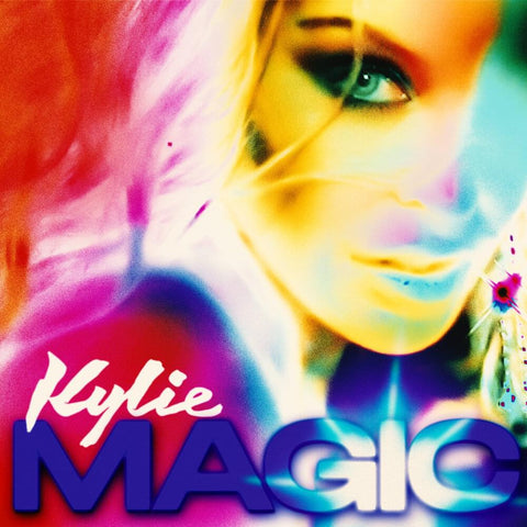 Kylie Minogue - MAGIC (Remix CD Single) DJ