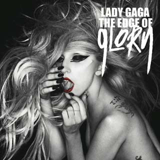 Lady GAGA Edge Of Glory (REMIX EP) CD single