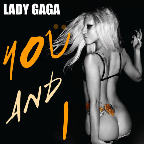 Lady GAGA You and I (REMIXES)