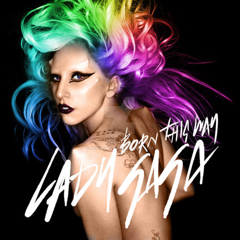 Lady Gaga - Born This Way The Remixes, Part 2 CD